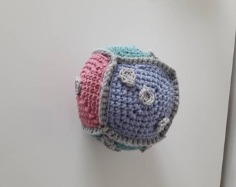 Wonderful toy for children, from cotton