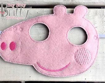 Peppa Pig Mask Etsy