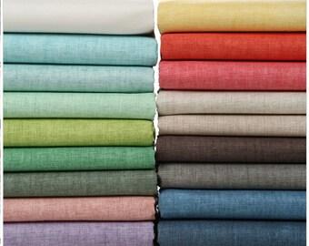 Linen curtain fabric | Etsy