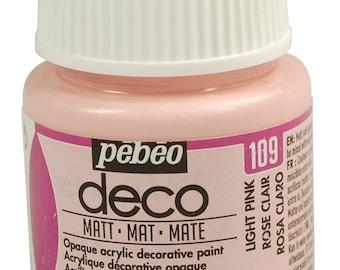 Pebeo Deco Interior & Craft MATT Paint 45ml