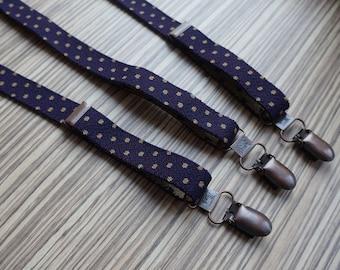 9a98abba857 Narrow clips suspenders