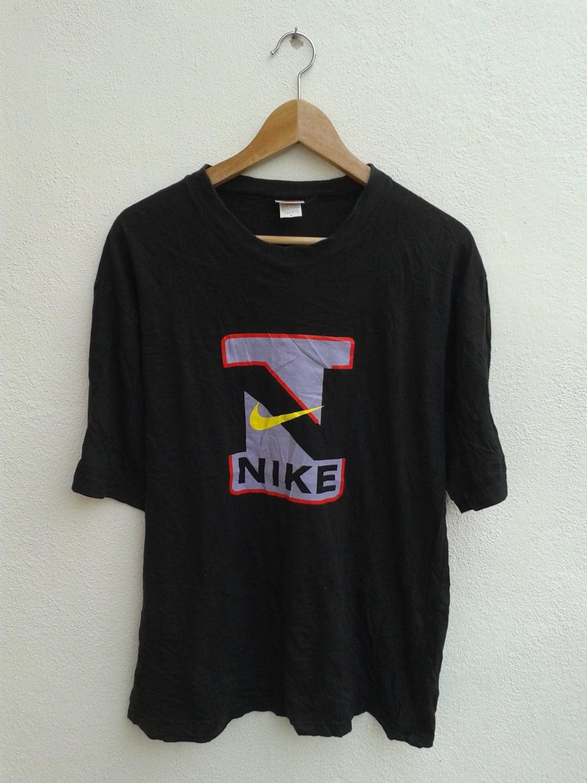 54d0d5762ba46 ON SALE 25% Vintage 90s Nike I Swoosh Inspire Athlete Just Do it ...