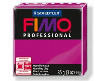 Fimo clay Professional yellow pure 100 454 gr
