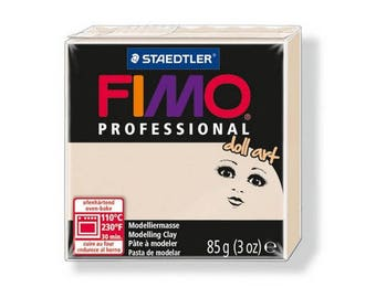 Fimo clay Professional Doll Art Beige 44-85g