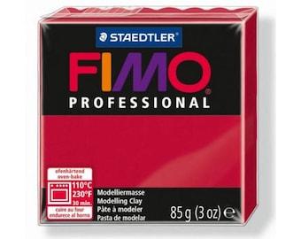 Fimo clay Professional Carmine 29-85gr
