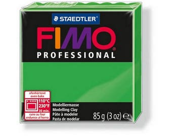 Fimo clay Professional Green 5-85gr