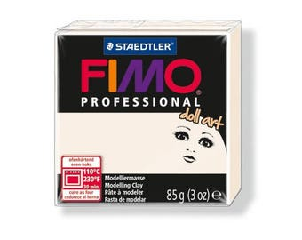 Fimo clay Professional Doll Art porcelain 03-85g