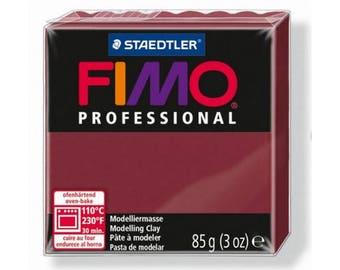 Fimo clay Professional Bordeaux 23-85gr