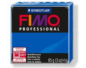 Fimo clay Professional blue pure 300 - 85gr