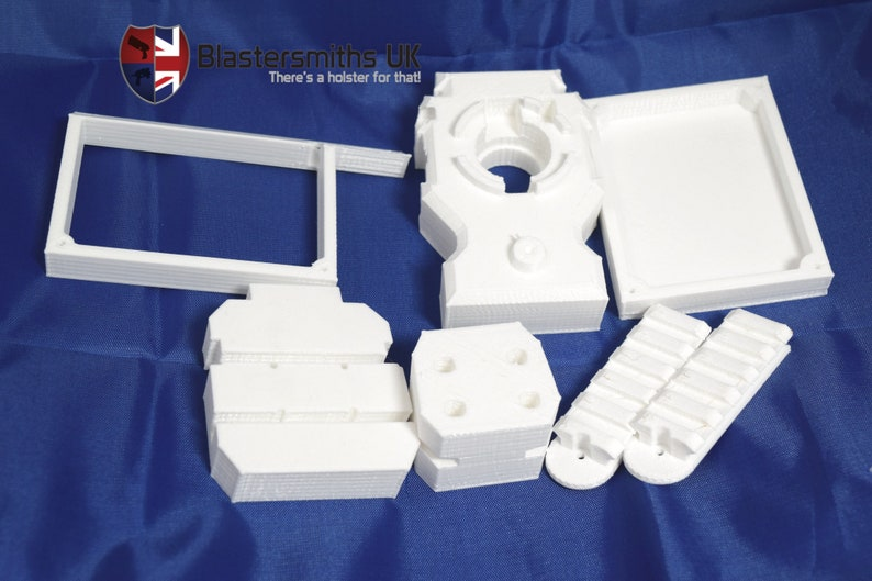 Rapidpistol Conversion Kit 130 Motors