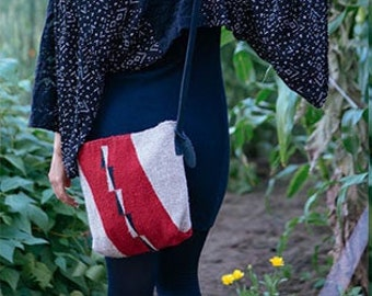 Cross Body - Zapotec Handwoven bag