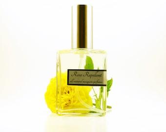 Rose Repellent-Elegant Rose Scented Mosquito Repellent, Natural Mosquito Perfume, Essential Oil Repellent, Elegant Repellent, Aromaflage,