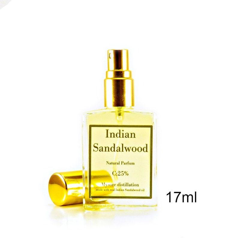 Indian Sandalwood Perfume Real Sandalwood Cologne Mysore image 0