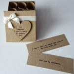 10 Reasons I Cant Wait To Marry You Box. Bride to Groom Gift, Groom To Bride Gift. Lgbt, Civil Gift. Perfect Pre Wedding Gift