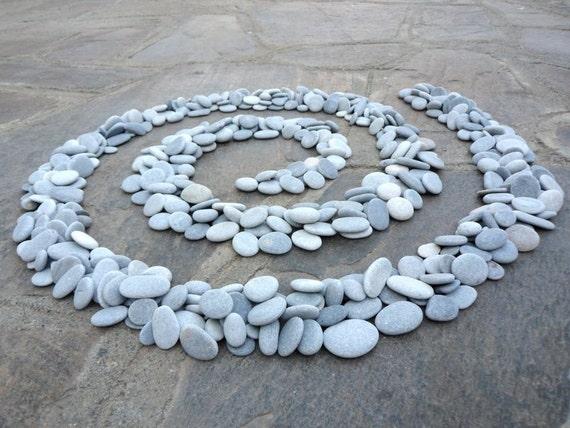 2000 bulk handwerk kies masse flache kiesel steine zum etsy. Black Bedroom Furniture Sets. Home Design Ideas