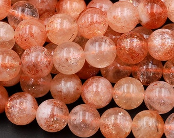 0039 Sunstone Gemstone Faceted Beads  Sunstone 3D Cube Beads  Size 8x9.mm Approx