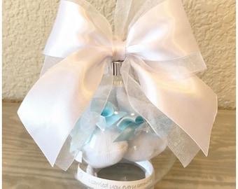 angel baby ornament etsy