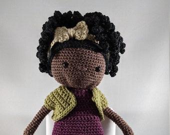 Crochet Doll - Nova