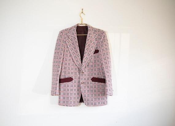 Vintage Embroidered Giessen Germany Souvenir Jacke