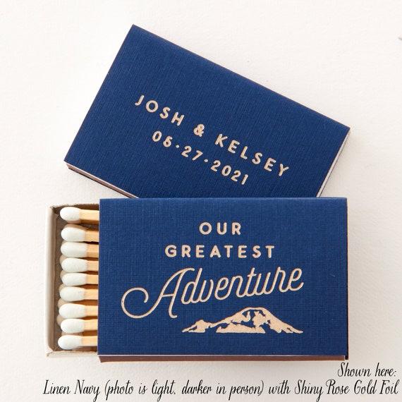 Custom Light My Fire Matchboxes Campfire Personalized Matches Wedding Match Box Favors Custom Matchboxes Wedding Decor Wedding Matches
