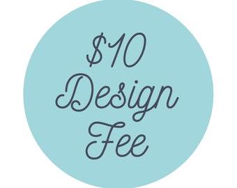 Design Fee for mallory