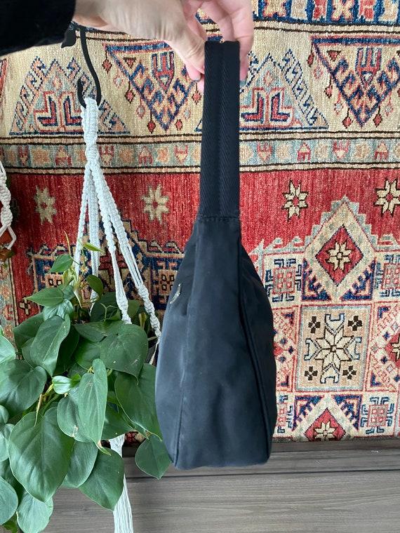 Vintage Prada nylon tessuto mini hobo handbag 90s… - image 7
