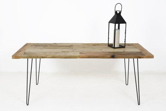 Le patchwork kent bureau en bois fait à la main à laide de etsy