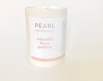 adzuki face polish