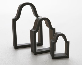 Tombstone V2 Cookie Cutter from The Haven (3-cutter set)