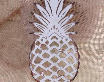 Metal Pineapple / Wall Decor / Pineapple Decor /
