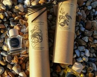 Fig & mandarin Reed diffuser room fragrance