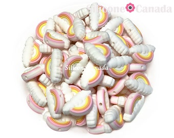 Wheat Mouse Silicone Beads Loose BPA free silicone craft supplies Canada USA Europe highest quality Wholesale Bulk Discount.