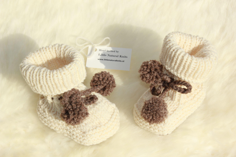 572887f5c09e Hand Knitted ORGANIC Merino Wool Stay-On Baby   Toddler