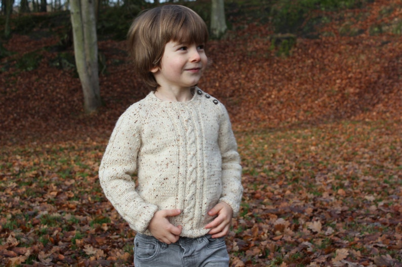 1effe99a3 Hand Knitted Merino Wool   Kid Mohair Toddler and Kids Cabled