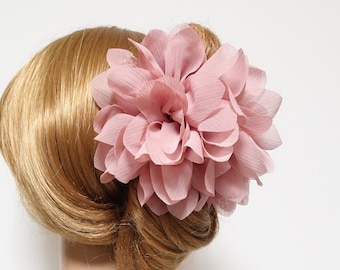 Kids' Clothing, Shoes & Accs Chiffon Net Hair Flower Cream Pearl Centre Cluster Moderate Cost