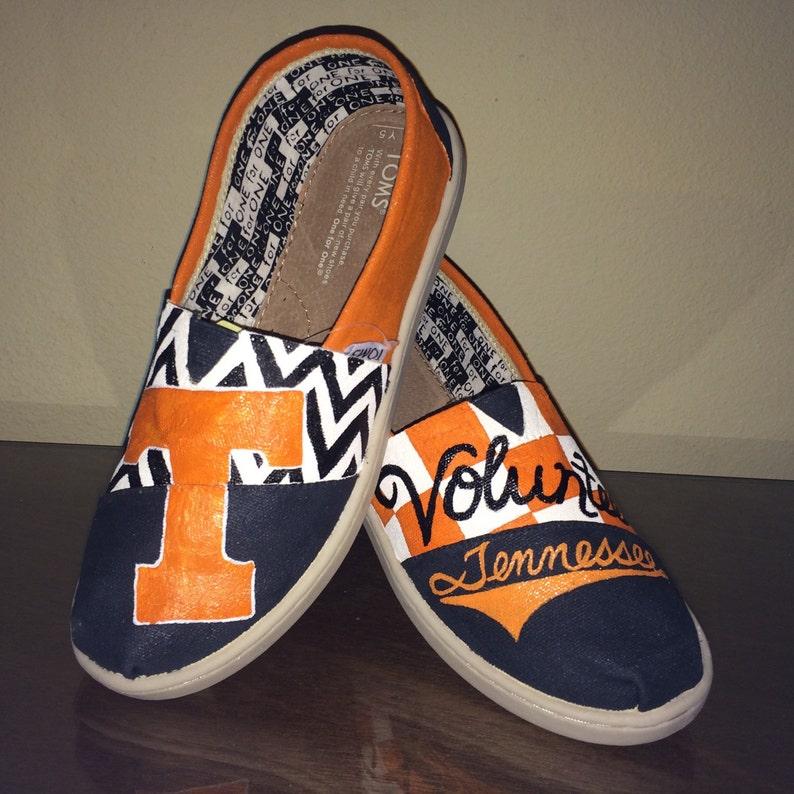 facbd7d34b2 Tennessee Volunteers Vols women s shoes toms