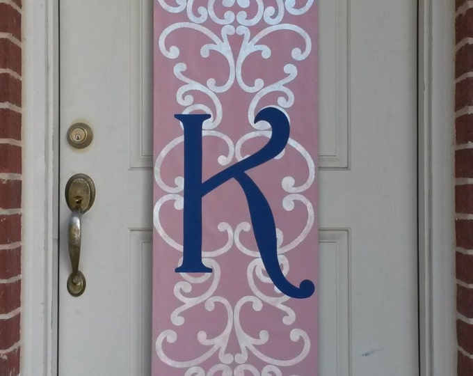 Monogram Door Decoration I