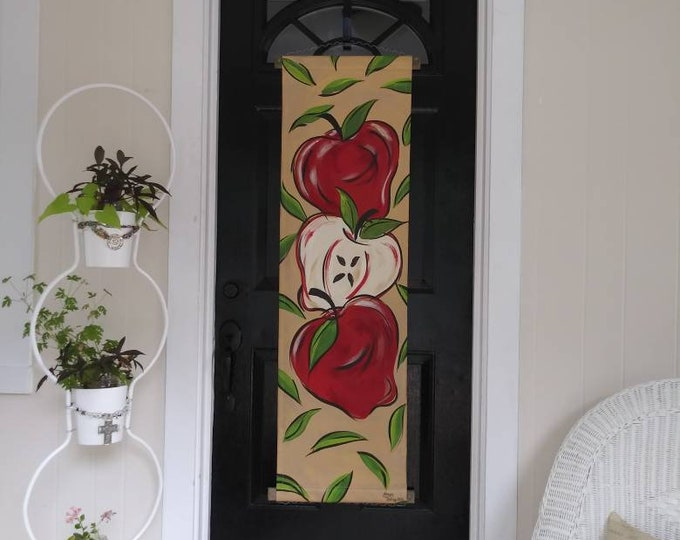 Apples Door Hanger
