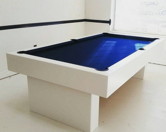 Ft Pool Table Etsy - Composite pool table