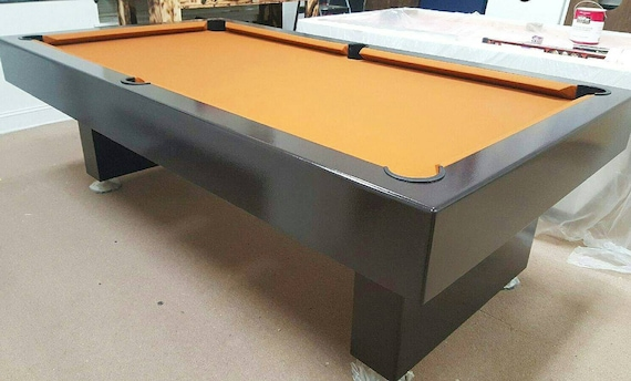 8ft Billiard Pool Table | Etsy