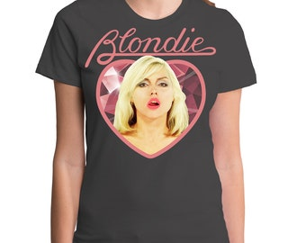 Goodie Two Sleeves Blondie Band T Shirt