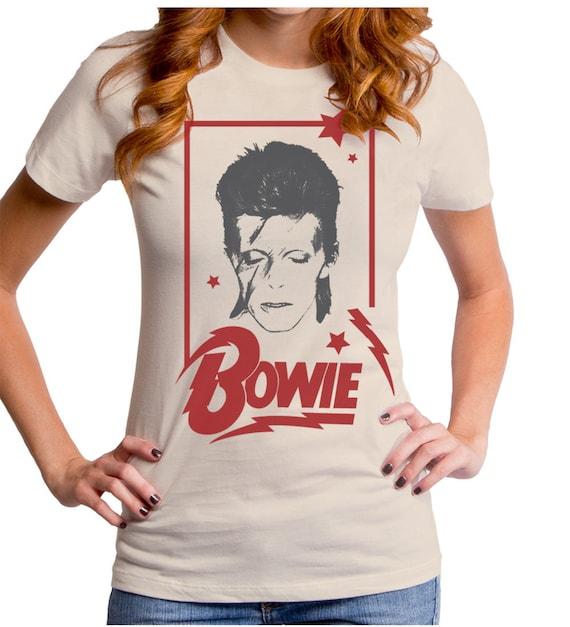 Bowie Aladdin Frame T-shirt for Women, S to XXL