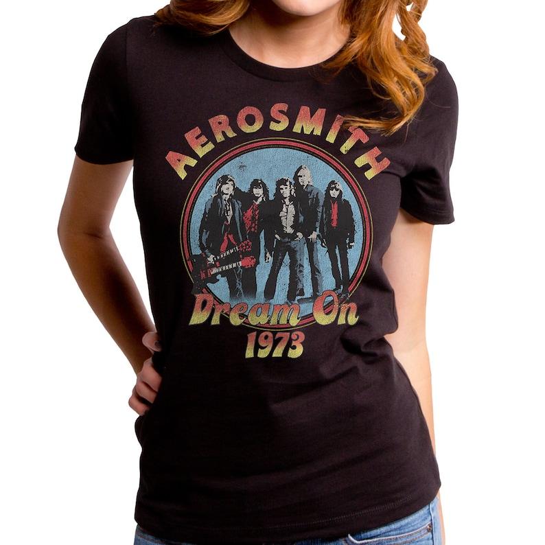 Aerosmith Dream On T-Shirt