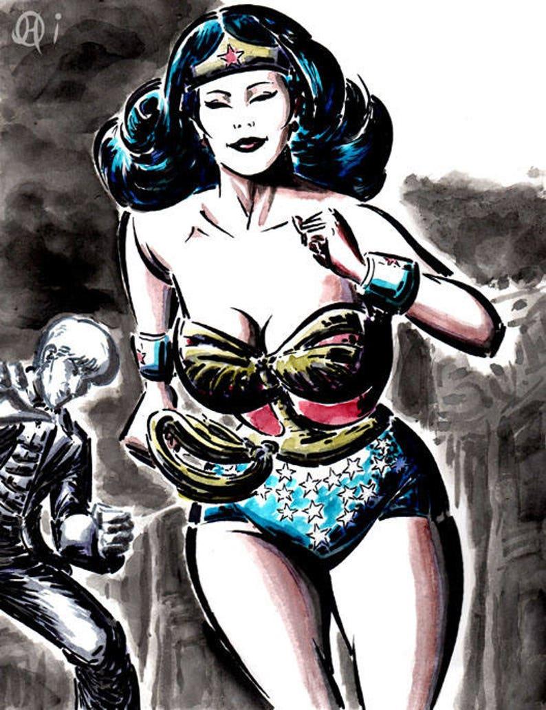 The S.U.I.T. Meets Wonder Woman image 0