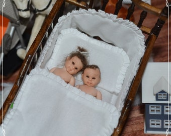 1/12 bjd BABY doll - real proportions - OOAK custom made - mature content