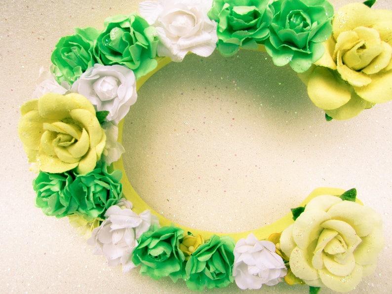 Flower Name Letter Floral Wall Letter Floral Letter C Etsy