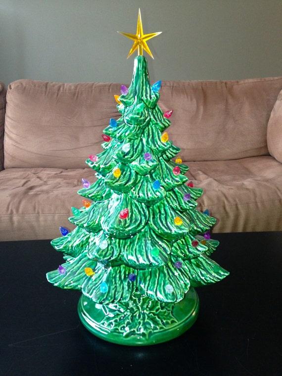 image 0 - Large Ceramic Christmas Tree