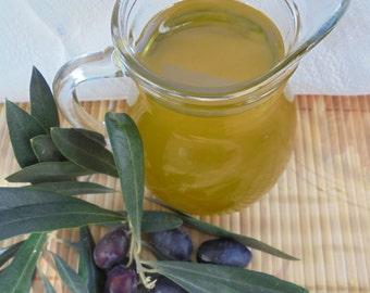 Greek Extra Virgin Olive Oil Cold pressed olive oil