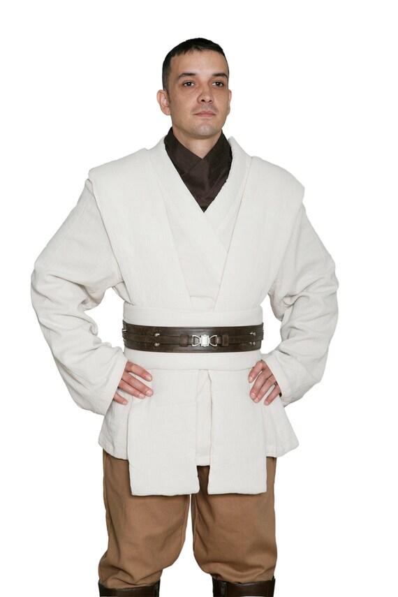 Star Wars Obi-Wan Kenobi Jedi Kostüm Tunika nur | Etsy