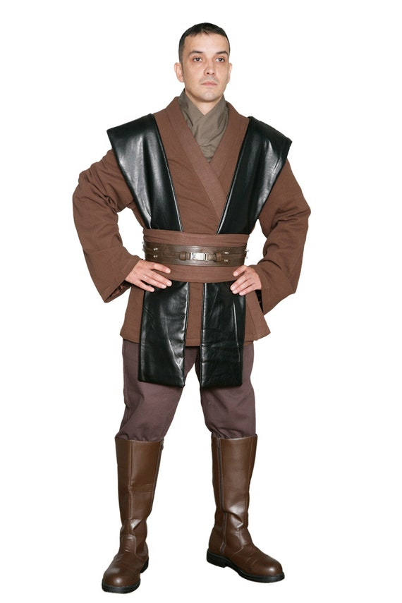 823c451ae5b9 Star Wars Anakin Skywalker Jedi Costume Tunic Only   Etsy